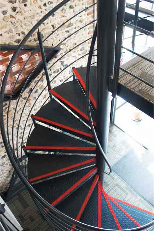 Commercial-Spiral-Stair-Titchfield