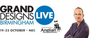 Grand Designs Live 2016 NEC main
