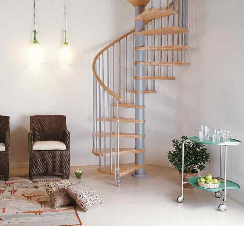 klan kit spiral staircase is the most popular kit spiral on the market