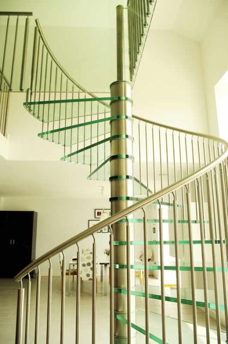 Spiral Staircase France