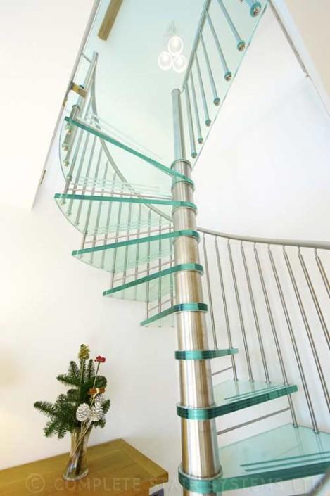 Spiral Staircase Shropshire