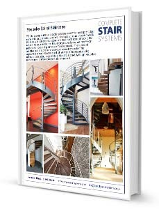 Bespoke Spiral Stair Product Sheet
