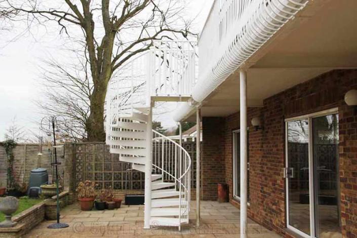 Spiral Staircase Canterbury