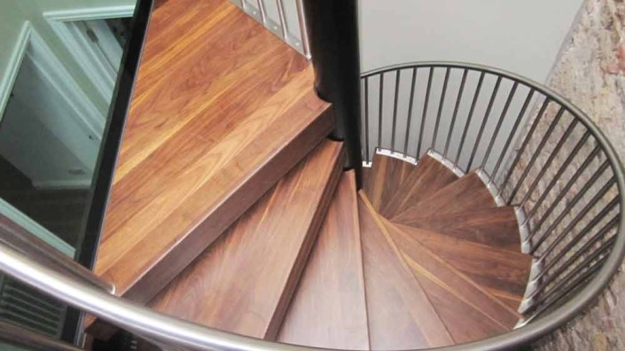 Spiral Staircase Chiswick