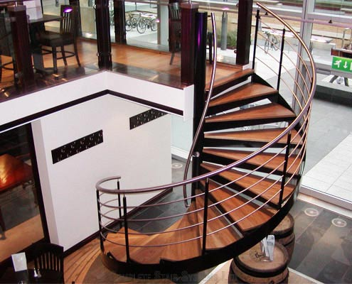 Spiral-Staircase---London
