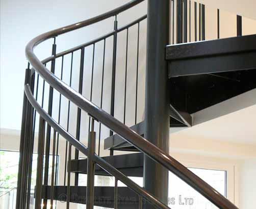 Spiral Staircase Manchester