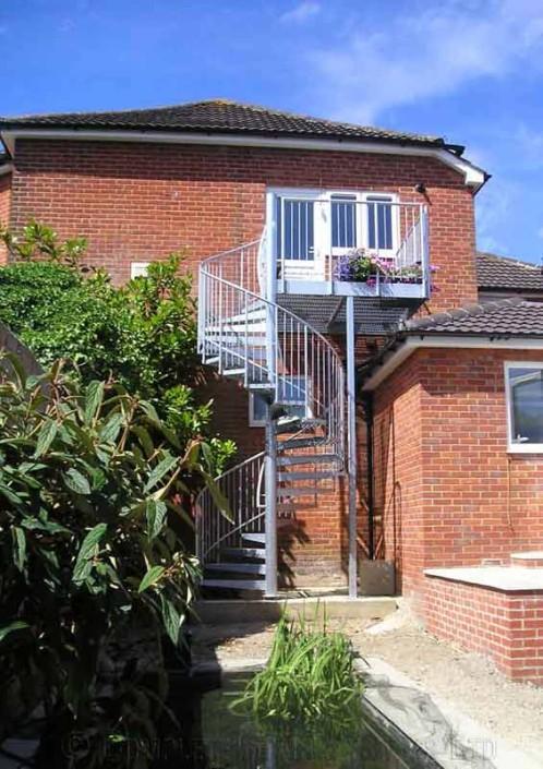 Spiral Stair Southampton