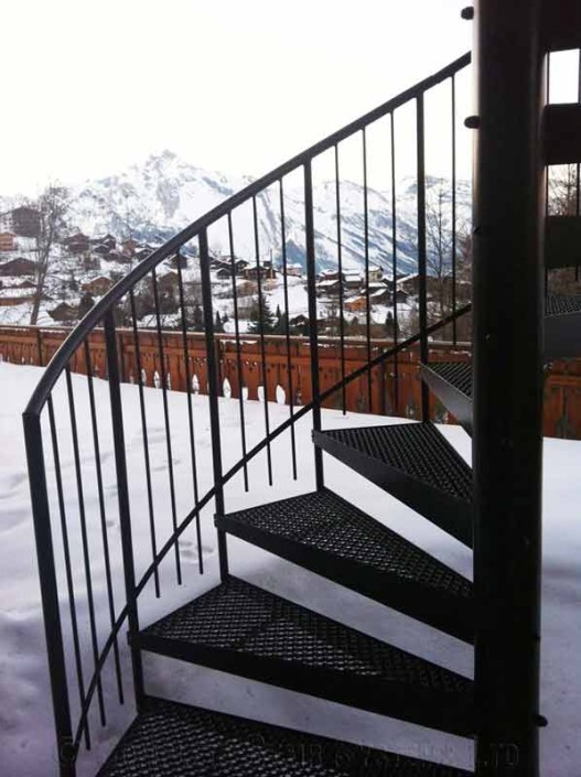 Spiral Staircase Switzerland