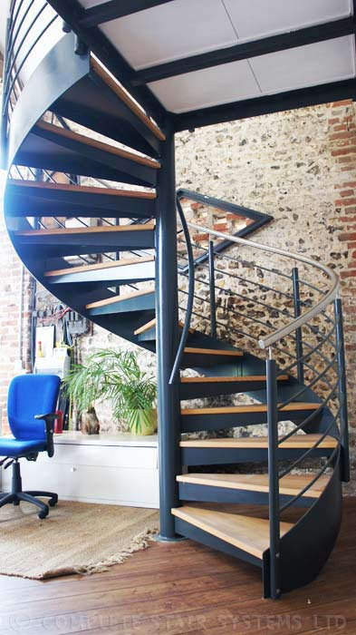 Spiral-Staircase---Wickham