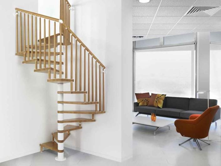 Genius 070 Spiral Staircase