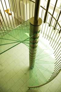 Glass-Spiral-Staircases