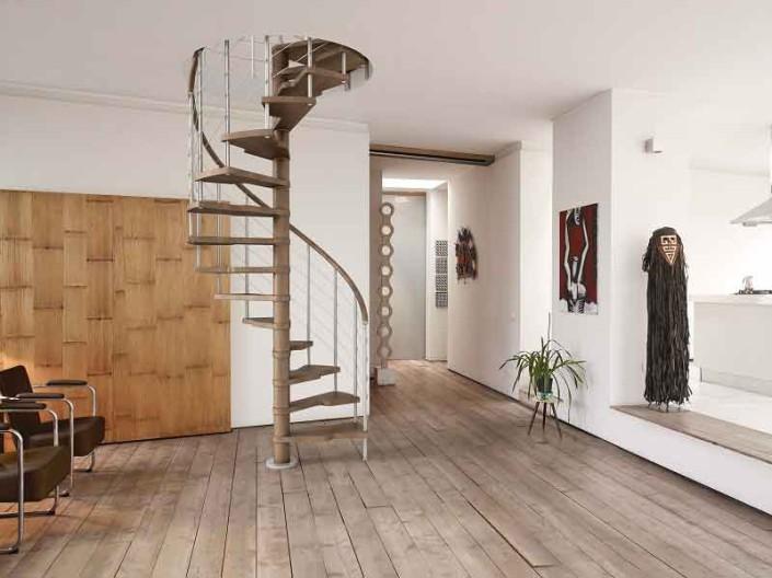 Genius 040 Spiral Stair