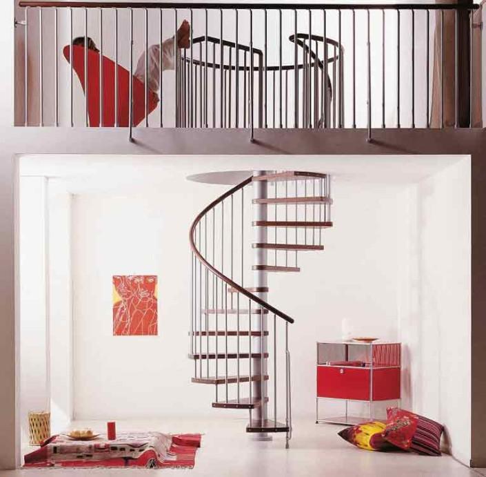 Klan Kit Spiral Staircase