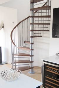 Kit-Spiral-Staircases
