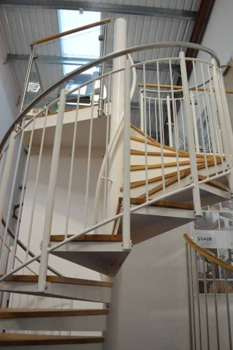SPiral Staircase Showroom