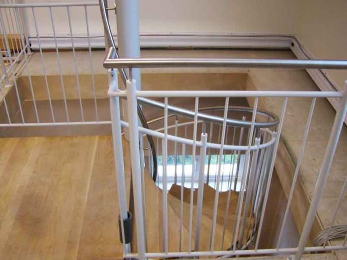 Spiral Stair Clapham