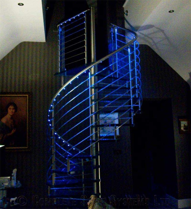 Spiral Staircase Anglesey