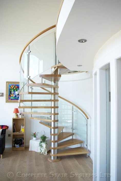 Spiral-Staircase-Ayrshire---Model-71--7