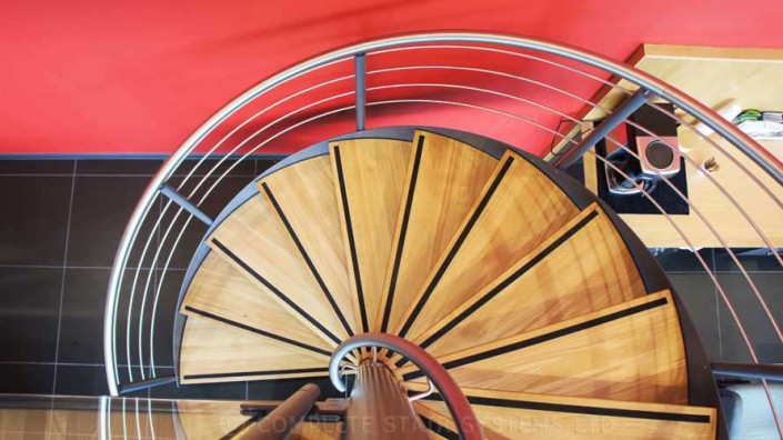 Spiral Stair Exeter