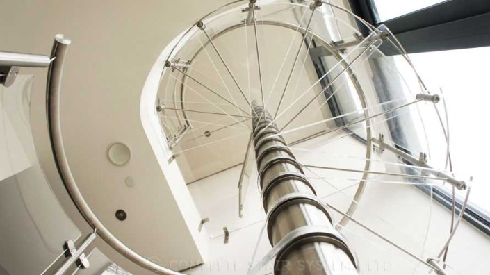 Spiral Staircase Cardiff