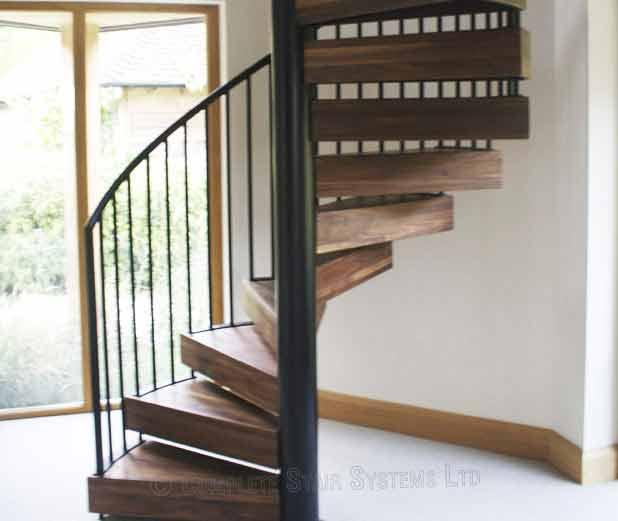 Spiral-Staircase-Chichester