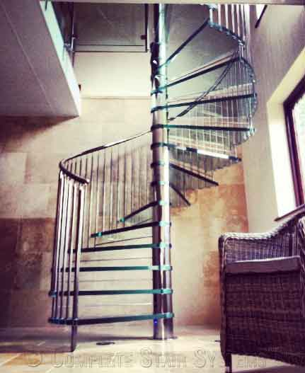 Spiral Staircase East Sussex