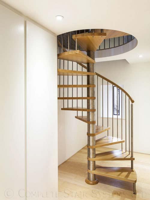 Spiral Stair Wiltshire