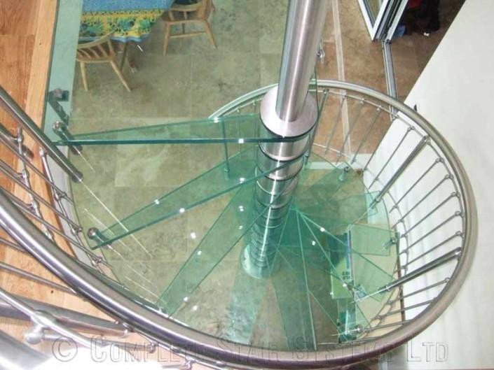 Spiral Staircase Guernsey