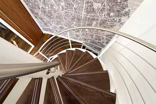 Spiral-Staircase-Islington