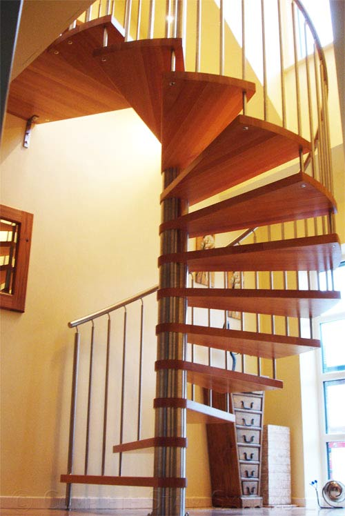 Spiral Stair Preston A Project With A Large Spiral And A