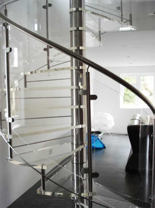 Spiral Staircase Romsey